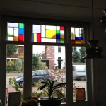 Glas in lood Glasfabriek