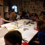 Kinderworkshop Glasfabriek