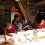 Kinderworshop Glasfabriek